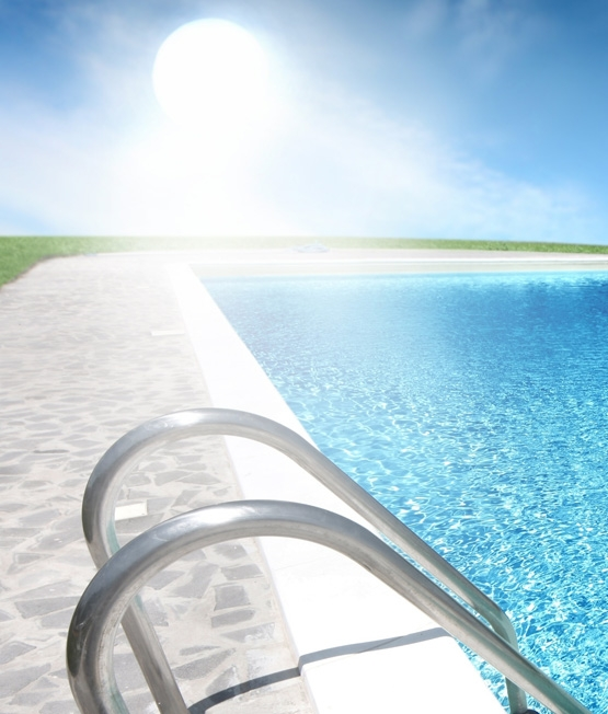 Climatizador solar para piscinas