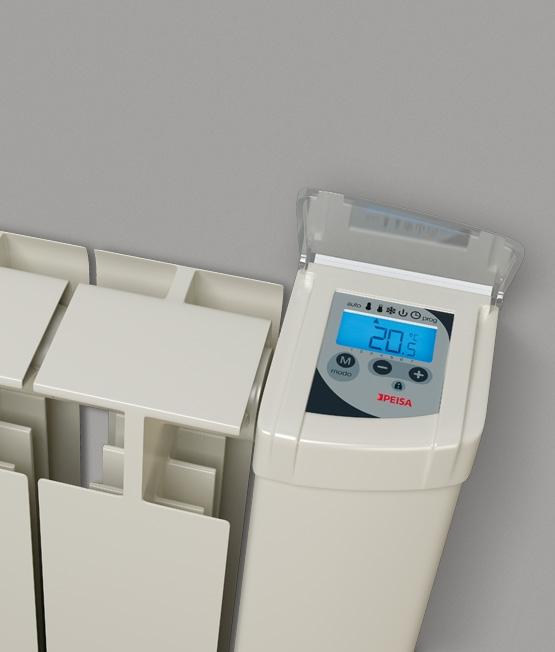 Radiador eléctrico L500 panel
