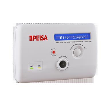 Detector de gas y CO